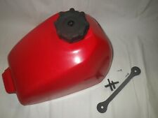 Honda ATC 90 ATC 110 Replacement Aftermarket Plastic Fuel Gas Tank | Red