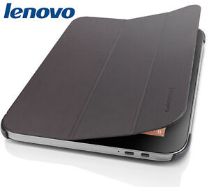 Lenovo GENUINE IdeaTab A2109A Tablet BLACK Travel Folio Cover Flip Case PV501
