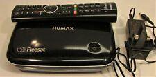 Humax HB-1100S Smart Freesat HD Digital TV Receiver (USB Recording)