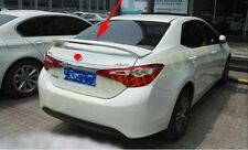 Factory Style Spoiler Wing ABS for 2014-2017 Toyota Corolla 4dr Sedan Light