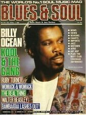 Billy Ocean Blues & Soul 1986   Kool & The Gang   The Real Thing    Ruby Turner