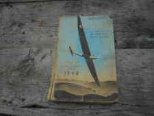 ultra rare RENE FOSSIER LE VOL A VOILE 1948 COMPLET ETAT MOYEN A 26€ ACH IMM FPR