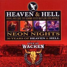 HEAVEN & HELL - Neon Nights-Live At Wacken CD