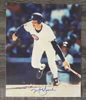 Mark Grace Autographed Signed 8X10 Photo Chicago Cubs