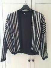 Topshop Sequin Blazer 10