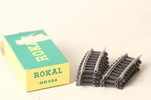 Rokal Tt Rtacks 7x 02134 Curved Tracks Hollow Profile (187532)