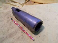 5 - 6 MORSE TAPER ADAPTER SLEEVE drill boring mill lathe tool holder