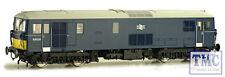 4D-006-005 Dapol OO Scale BR Class 73 E6039 Early Blue SYP Double Arrow Logo
