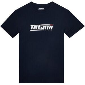 Tatami Fightwear Logo T-Shirt - Navy/White