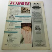 VTG Slimmer Magazine: Vol. 3 No. 4 December 1983 - Aerobics Special Edition