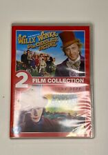 [Region 2 Dvd] 2 Film Collection Willy Wonka | Charlie And The Chocolate Factory