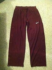 2013 Nike Virginia Tech Hokies Game Worn Basketball Warm Up Pants *Xl*