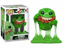 Funko Pop! Movies Ghostbusters Slimer (With Hot Dogs) 4 inch vinyl figure new!