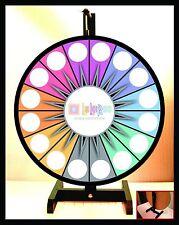 "Prize Wheel 18"" Spinning Tabletop Portable LuLaRoe Spinning Wheel"