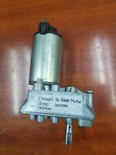 RS 320-590 Crouzet 12V Dc Gear Motor