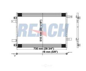 A/C Condenser Reach Cooling 31-3691