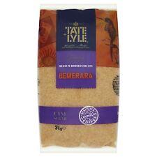 Tate & Lyle Demerara Sugar - 1x3kg