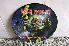 IRON MAIDEN No Prayer For The Dying PICTURE DISC LP 1998 Ltd. Edit. Promo