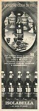 W8553 Amaro 18 Isolabella - Pubblicità 1964 - Vintage Advertising