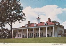 MOUNT VERNON Washington's Home Vintage Postcard photo by Dennis L. Bertsch!