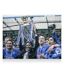 Jose Mourinho Signed Chelsea Photo: Premier League Winner Autograph