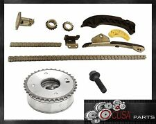 NEW TIMING CHAIN KIT + CAM  PHASER Gear for Toyota COROLLA 09-11 L4 1.8L