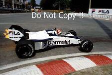 Nelson Piquet Brabham BT52 Belgian Grand Prix 1983 Photograph 3