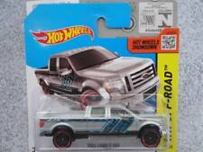 Hot Wheels 2014 #137/250 2009 FORD F-150 silver HW OFF-ROAD Batch K