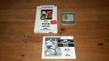 Jeu Sega Gamegear Game Gear FIFA International Soccer SANS CALE