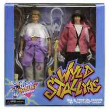 """NecaBill and Ted 8"""" clothed action figure 2pack Bill & Ted's Excellent Adventure"""