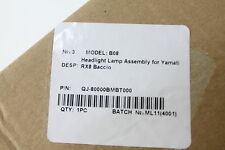 Headlight Lamp Assembly for Yamati RX8 Baccio TNG RX8 Vento QJ- 80000BMBT000