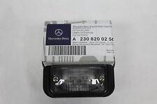 Genuine Mercedes-Benz C209 CLK Rear Number Plate Bulb Holder A2308200256