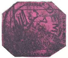 British Guiana World Rarest Stamp ***REPLICA*** by DJ Hanson Ltd Yorkshire