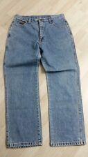 H2819 Wrangler Idaho Jeans W34 Blau  Gut