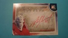 2012 13 ITG FOREVER RIVALS RICHARD SEVIGNY AUTOGRAPH MONTREAL CANADIENS