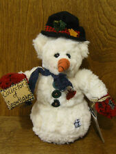 Ganz Cottage  CC11180 SNOWBALL, by Lorraine Chien NEW Penguin From Retail Store