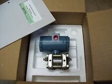 Foxboro Intelligent Dp Differential Pressure Transmitter 863dp A2d1ss Lt973wh
