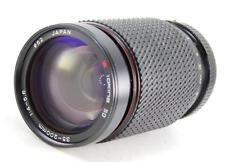 Tokina SD 35-200mm Zoom Lens Pentax K PK Mount Film/Digital