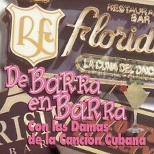 Various Artists : Barra En Barra Con Las Damas CD