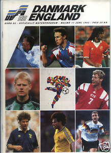 UEFA EURO SWEDEN 1992 Dänemark - England, 11.06.1992