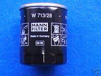 CLASSIC MINI OIL FILTER (SCREW ON TYPE) W713/28  ROVER MINI COOPER,S, MAYFAIR,