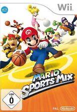 Nintendo Wii +Wii U SUPER MARIO BROTHERS SPORTS MIX * Top Zustand