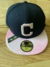 2019 Cleveland Indians Mothers Day New Era 5950 size 7 3/4