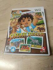 Go Diego Go! Safari Rescue Nintendo Wii