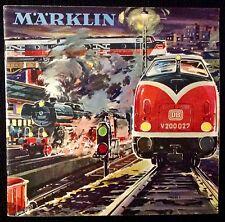 CATALOGO MARKLIN 1962/63 I di Modellismo Ferroviario - Gebr. Märklin & Cie. GmbH