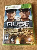 R.U.S.E. (Microsoft Xbox 360, 2010) Cib Game Works ES