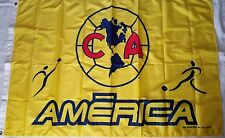 3' x 5' Club America Banner, Official Product SALE
