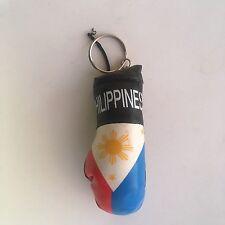 """Mini Boxing Glove Keychain """"Pinoy Pride"""""""