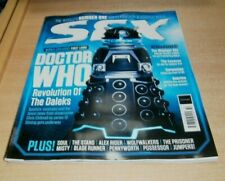 SFX magazine #334 Holiday Special 2020 Doctor Who, The Midnight Sky, Soul, CatWo