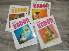 Ausgabe 1-4 * Bidet Kandor - HC hard cover* TopZustand* AlphaComic* 8€ inclPORTO